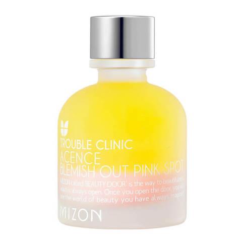 Mizon Acence Эффективное ночное средство для лечения акне и воспалений кожи Out pink spot 30мл
