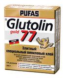 ПУФАС N390-00 Элитный клей для виниловых и тяжелых обоев Glutolin 77 Instant Elite 200г (25шт./кор)