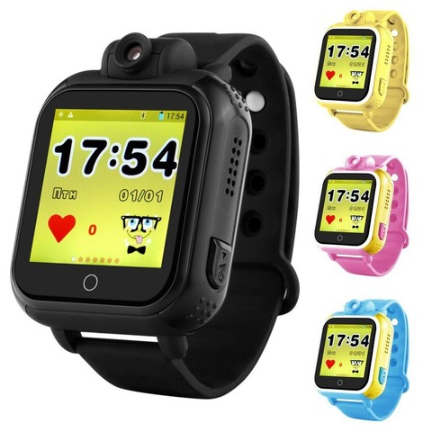 Часы Smart Baby Watch GPS Q100 (GW1000)