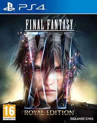Sony PS4 Final Fantasy XV. Royal Edition (русские субтитры)