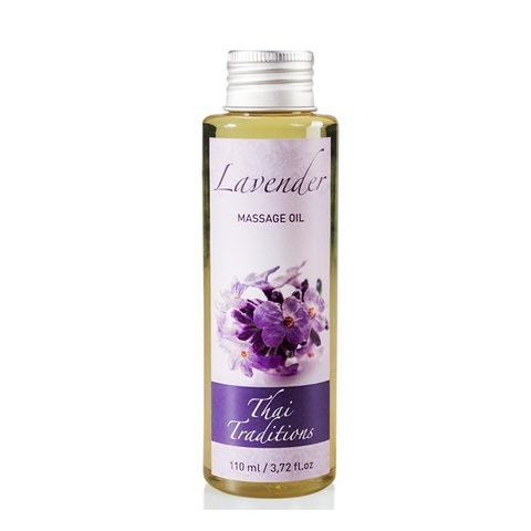 Thai Traditions Масло массажное Лаванда Lavender massage oil
