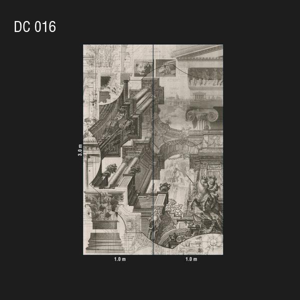 Панно Loymina Illusion DC 016, интернет магазин Волео