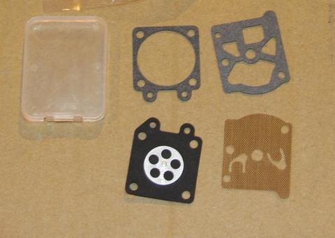 Ремкомплект карбюратора UNITED PARTS для Partner P340S/P350S/P360S мембраны