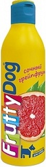 Frutty dog шампунь для собак Сочный грейпфрут 250мл