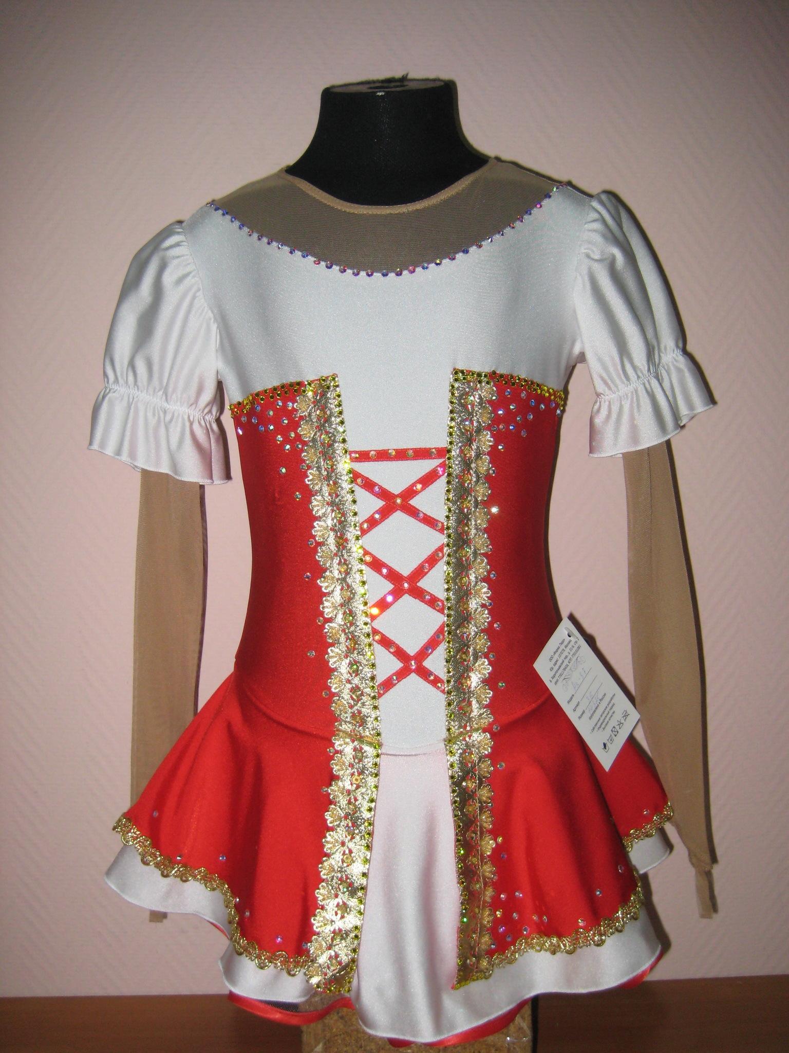 Платье на выступление Pk-37