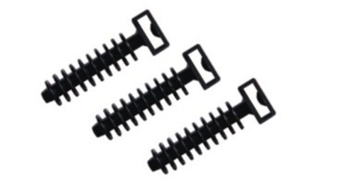 Дюбель для бандажа ДБ 6х35 черный (100шт) TDM