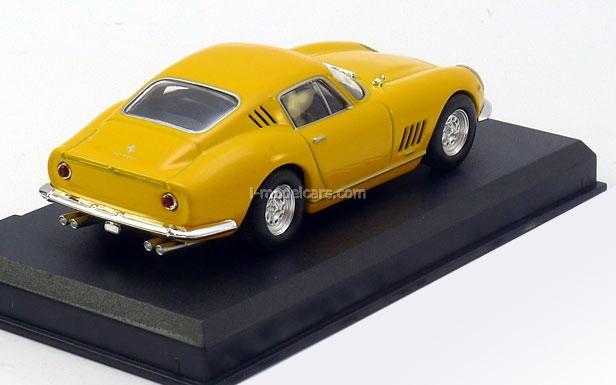 Ferrari 275 GTB yellow 1:43 Eaglemoss Ferrari Collection #13