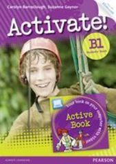 Activate! B1 Student's Book with Access Code an...