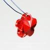 6744 Подвеска Сваровски Цветочек Light Siam (14 мм)