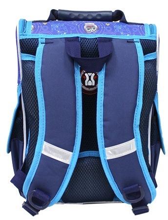 d84ab329f13c Купить школьный ранец c ортопедической спинкой фирмы SMILE для мальчика -  Тачки