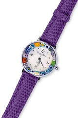 Часы женские фиолетовые