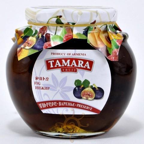 Варенье из инжира Тамара, 400г