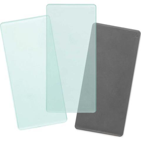 Набор пластин для машинки -Mini Evolution Replacement Plates 3 шт