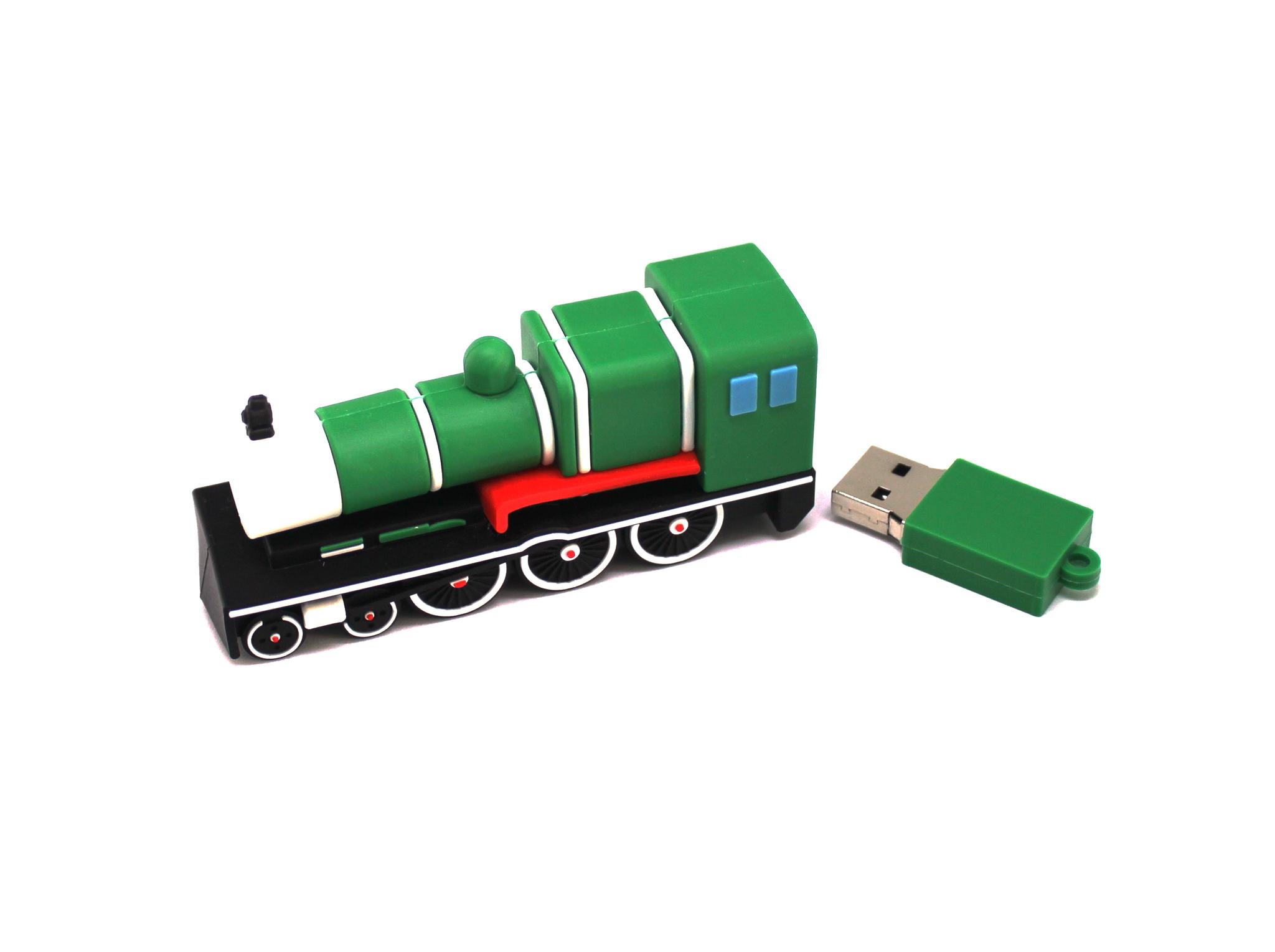 usb-флешка поезд