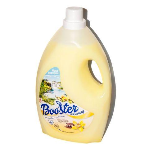 Booster Ополаскиватель для белья Бразильская страсть, 4 л