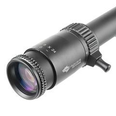 Прицел оптический Veber Wolf 1-8x24 GB FD Загонник