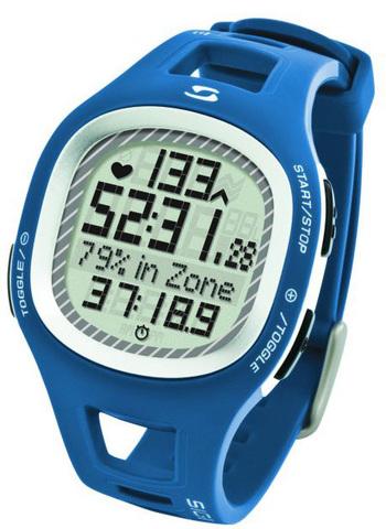 Спортивные часы-пульсометр Sigma PC-10.11 Blue