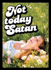 Legion Supplies - Not Today Satan Протекторы матовые 50 штук