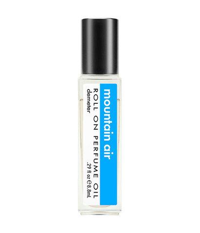 Парфюмированное масло роллербол Горный воздух, Demeter