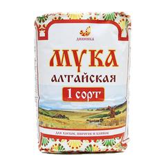 Мука пшеничная хлебопекарная, первый сорт