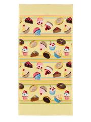 Полотенце 50x100 Feiler Cupcakes 103 zitrone
