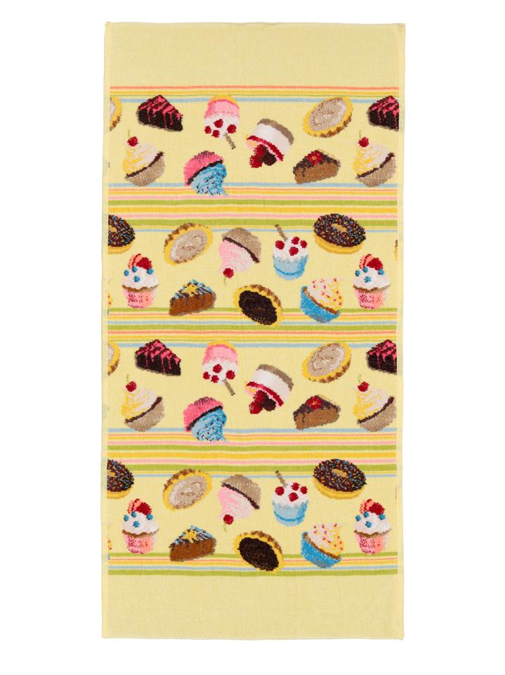 Полотенца Полотенце 50x100 Feiler Cupcakes 103 zitrone polotentse-50x100-feiler-cupcakes-103-zitrone-germaniya.jpg