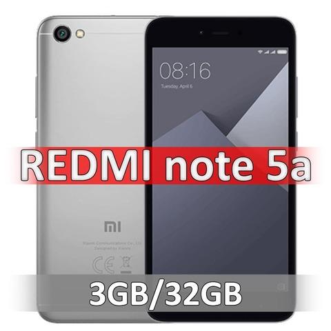 Xiaomi Redmi Note 5A (3-32Gb) Black