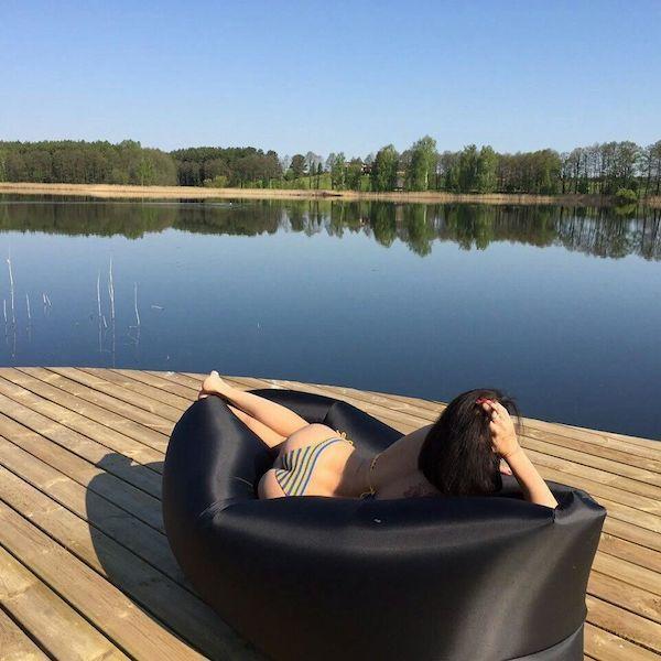 Отдыхать на природе