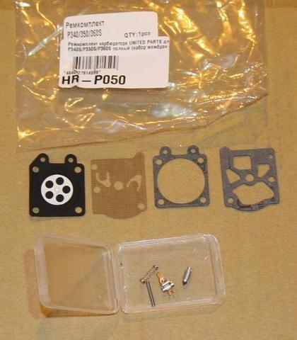 Ремкомплект карбюратора UNITED PARTS для Partner P340S/P350S/P360S полный