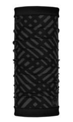 Шарф-трансформер с подкладкой из флиса Buff Polar Reversible Platinum Graphite
