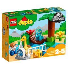 DUPLO Jurassic World Парк динозавров