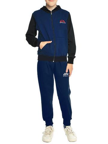 913578e527b9 B2-5 спортивный костюм детский, темно-синий / Товары оптом - ТопОпт.ру