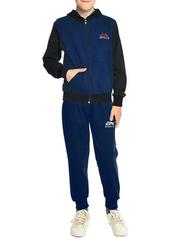 B2-5 спортивный костюм детский, темно-синий