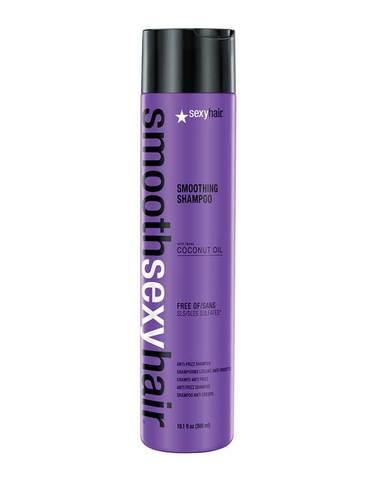 Sexy Hair Smooth Шампунь разглаживающий без сульфатов 300 мл