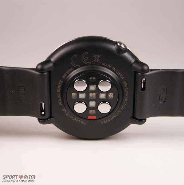 Polar Ignite Black (M/L)