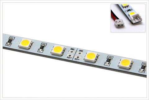 Жесткая светодиодная линейка MTF Light 5G2A300WW 50 см (белый 5000К)