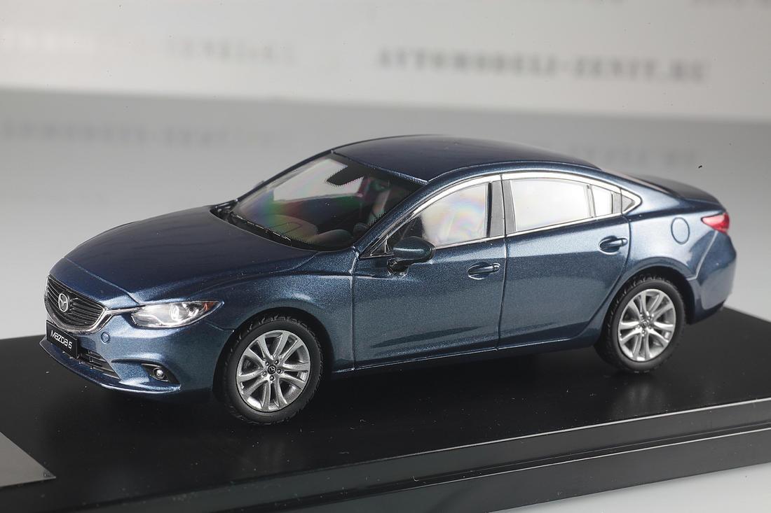 Коллекционная модель Mazda 6 2013