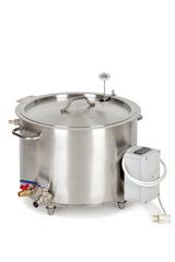 Мини пастеризатор (сыроварня) 25 литров