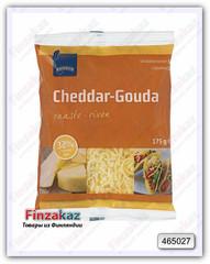 Тёртый сыр Rainbow cheddar-gouda 175 гр