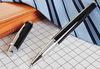 Купить Ручка-роллер Parker IM Metal, T221, цвет: Black CT, стержень: Fblack, S0856350 по доступной цене