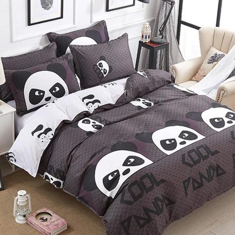 Комплект постельного белья Панда 0041