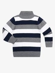 BSW001184 свитер детский, разноцветный
