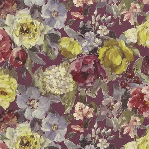 Обои Designers Guild Caprifoglio Wallpapers PDG675/04, интернет магазин Волео
