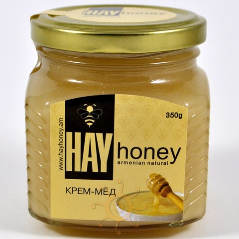 Крем-мёд Hay Honey, 350г