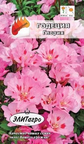 Семена Цветы Годеция Глория