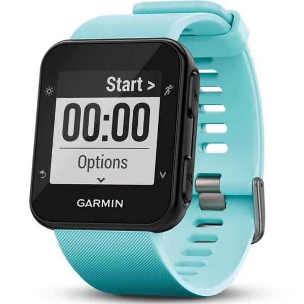 Спортивные умные часы Garmin Forerunner 35 голубые