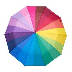 Зонт Радуга складной (автомат)