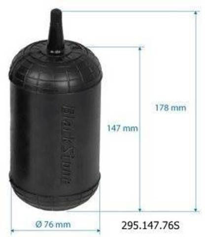Пневмобаллон BlackStone «S». Размер