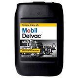 Mobil Delvac MX ESP 15W-40 (20л) - Минеральное дизельное масло