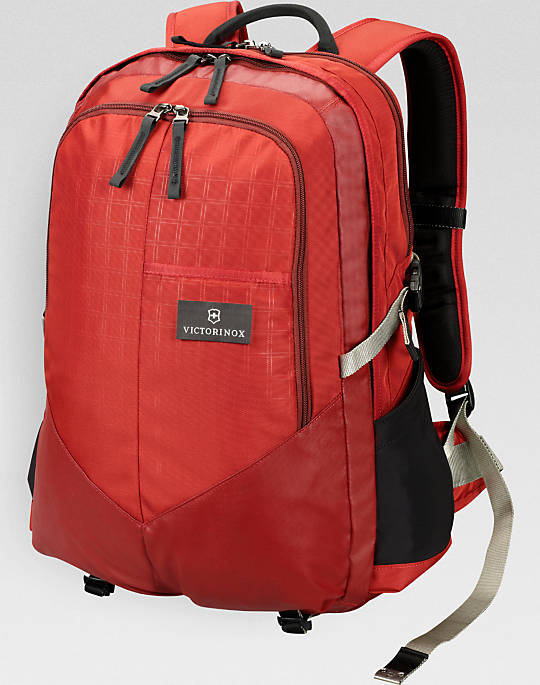 Рюкзак Victorinox Altmont™ 3.0, Deluxe Backpack 17'', красный, нейлон Versatek™, 34x18x50 , 30 л